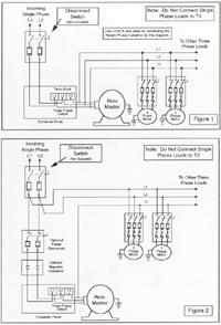 480 volt 3 phase wiring diagram 460 volt 3 phase wiring diagram superior phase converters, llc.